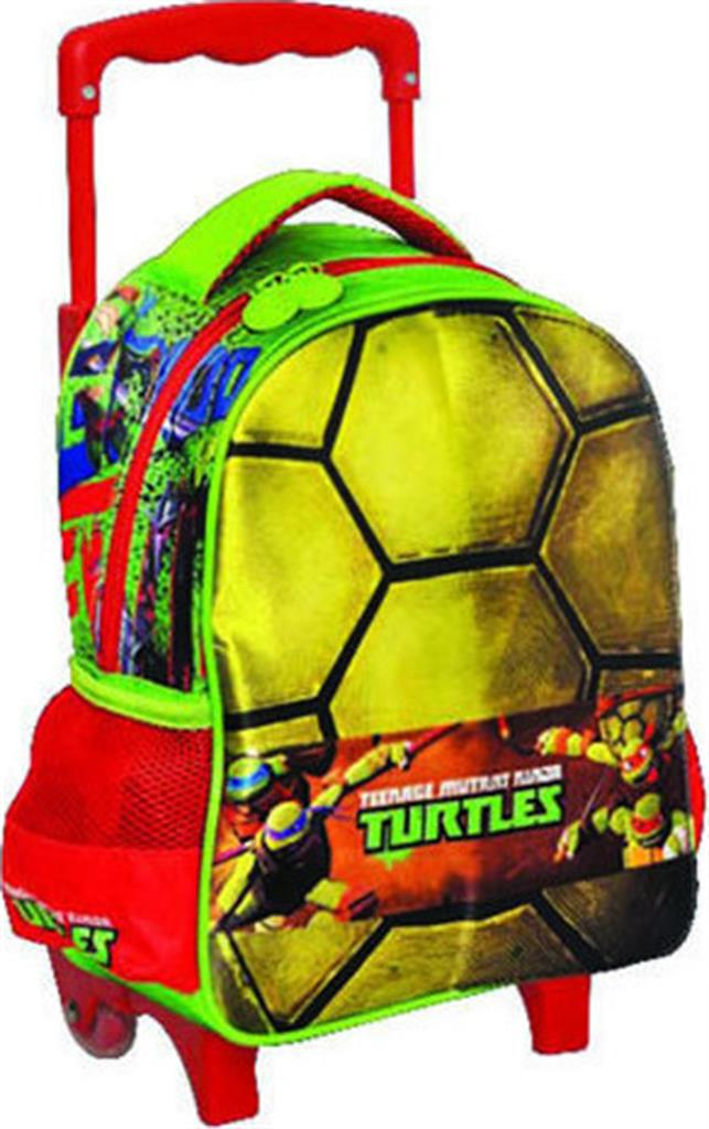495d3ca534 Gim Ninja Power Turtles Τσάντα Trolley Νηπίου. Trolley Νηπιαγωγείου  Ninjaturtles